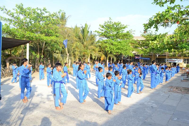 Câu lạc bộ Vovinam Vĩnh Kim – Tiền Giang