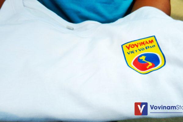 Áo thun Vovinam Việt Võ Đạo Cao Cấp